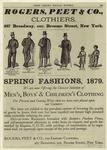 Rogers, Peet & Co., cloth