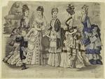 Godey's fashions for June