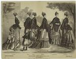 Magasin Des Demoiselles, Saison D'Été 1874.