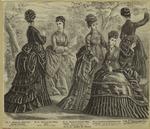 Anzüge für Damen.