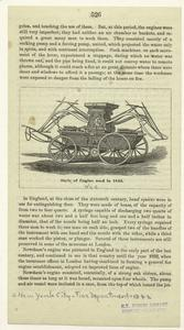 Style of Engine used in 1842.