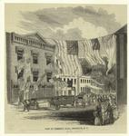View of firemen's hall, Brooklyn, N.Y.