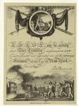 Thomas Franklin's certifi