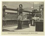 Telegraph apparatus, old