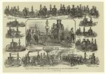 Every steam engine in use at the disbandment of the department in 1865.