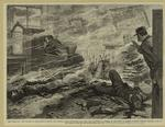 New York City--the tragedy in the office of Messrs. John Jewett & Sons, on Burling Slip, April 5th.