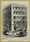 Fraunces' Tavern in 1867.