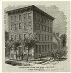 Headquarters of New York Board of Education