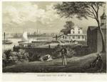 Hellgate ferry -- foot of 86th St. -- 1860