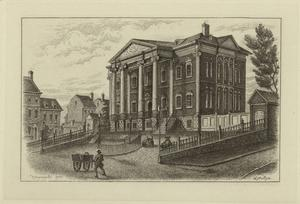 Government House, N.Y.C., 1790.