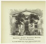 American Female Guardian Society, No. 32 East Thirtieth Street, between Madison and Fourth avenues