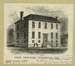 First New-York poorhouse, 1734