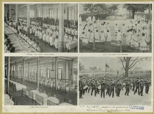 Hebrew Orphan Asylum, NYC. Digital ID: 805109. New York Public Library