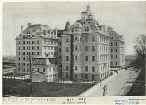 St. Luke's Hospital.