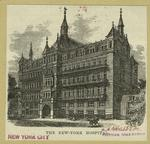 The New-York Hospital.