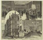 The solarium ; The Fifteenth Street front ; The main ward
