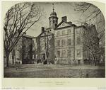 New York Hospital, opened