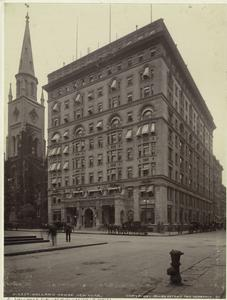 Holland House, New York.