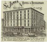 St. James Hotel & Restaur