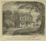 Beekman Mansion, Built By James Beekman In 1763