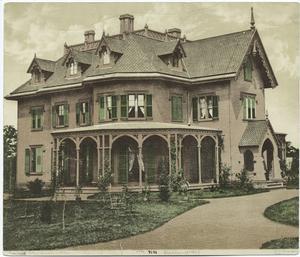 [Fordham home.]