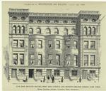 Five new private houses, West End Avenue and Seventy-second Street, New York