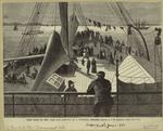 First Sight Of New York Bay--Arrival Of A European Steamer.