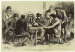 New York City -- Italians gambling in Columbia Hall, No. 45 Crosby Street