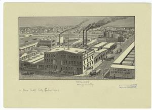 [J.S. Loomis Molding & Planing Mills ; J.S. Loomis Lumber Yard, Kings County.]