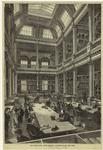 The North Room, Astor Library, Lafayette Place, New York.