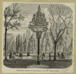 L'habitation des moineaux dans Madison-Square, à New York
