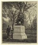 Statue of Fitz-Greene Halleck, Central Park
