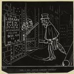 """Jan. 9, 1854, Astor Library opened"""