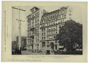 The Standard Oil Company's building ; The Welles Building, Broadway, New York, N.Y.