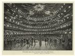 Metropolitan Opera House, New York, Which Seats 3200 Persons.