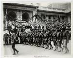 Farewell parade of U.S. troops [August 30, 1917]