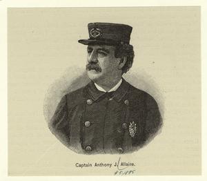 Captain Anthony J. Allaire.