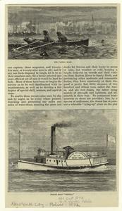 """The patrol boat ; Police boat """"Seneca."""""""