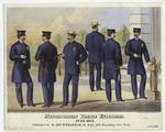 Metropolitan Police Uniforms, July 1871.