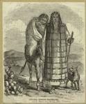 Diegeno Indians travelling.