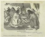 An Indian camp.