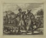 Kleding der Nieuw-Netherlanders.