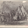Delaware Indians acting as scouts for the Federal Army in the West.