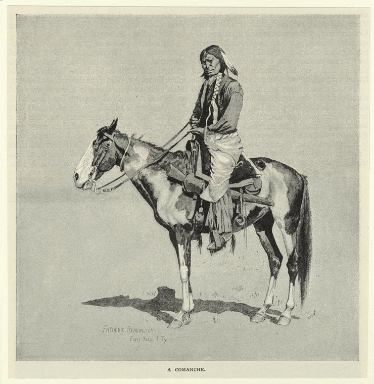 Fascinating Historical Picture of Frederic Remington on 7/1889