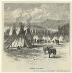 Indian village.