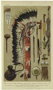 Red Cloud's war bonnet, Dougla... Digital ID: 807171. New York Public Library