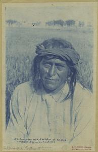 Faustino, war-captain of Acoma.