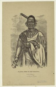 Placido, Chief of the Tonkawas.