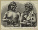 Araucanian husband and wife
