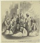 The slave-market.